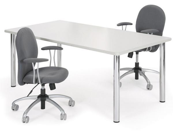 会議テーブル SHM-1575K 角型 打ち合わせ セミナー