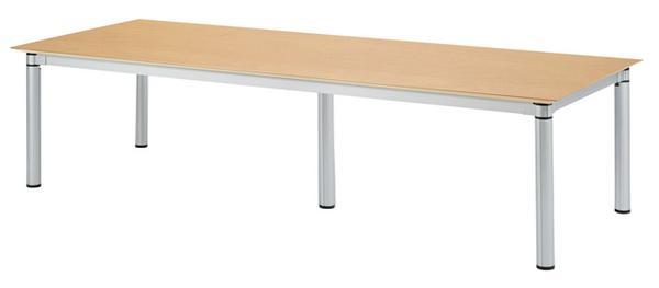 会議テーブル KSJ-3012 大型 3000mm 役員会議用 LOOKIT オフィス家具 インテリア