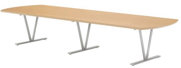 会議テーブル NDS-3612 会合 商談 学校 公共施設用 ルキット オフィス家具 インテリア