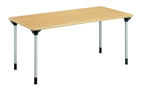 ★新品★ 折り畳み会議テーブル KMH-1590 打合せ 研修 講習 LOOKIT オフィス家具 インテリア