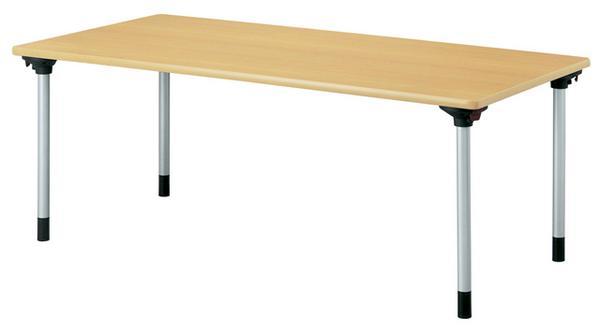 ★新品★ 折り畳み会議テーブル KMH-1890 完成品 休憩 商談 LOOKIT オフィス家具 インテリア