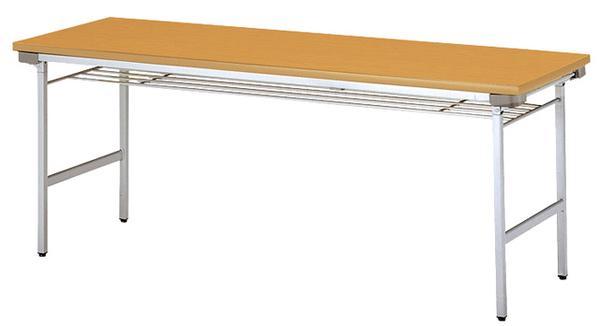 折り畳み会議テーブル KU-1860 打ち合わせ 作業 棚 ルキット オフィス家具 インテリア