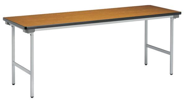 【5月11日20:00~18日1:59まで最大1万円OFFクーポン配布】折り畳み会議テーブル KU-1860AN 大型 塾 セミナー