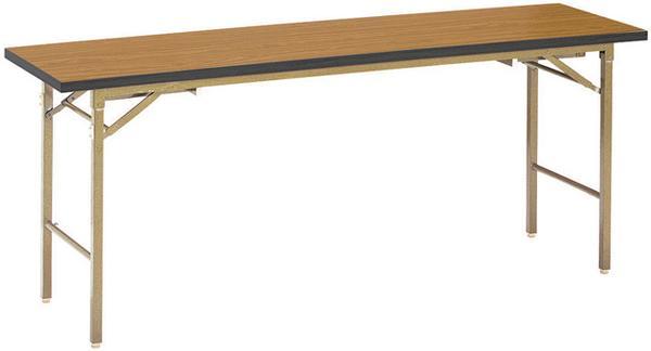 折り畳み会議テーブル KZB-1860S 作業 セミナー用 LOOKIT オフィス家具 インテリア