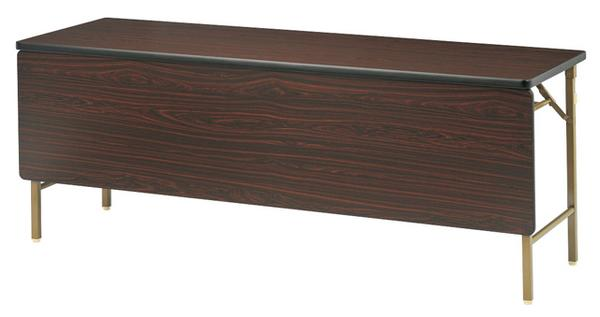 ★新品★ 折り畳み会議テーブル DKT-1860PS ミーティング 机 LOOKIT オフィス家具 インテリア