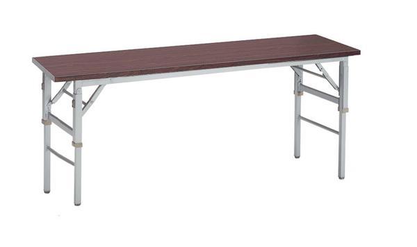 折り畳み会議テーブル KZR-1860T イベント 作業台 LOOKIT オフィス家具 インテリア