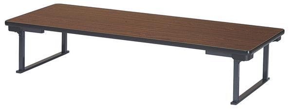 折り畳み座卓 UP-1860 日本製 人気 売れ筋 つくえ LOOKIT オフィス家具 インテリア