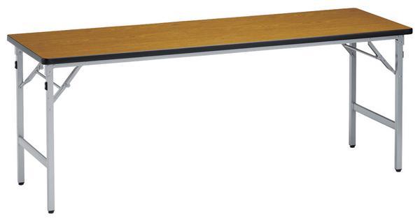 【5月11日20:00~18日1:59まで最大1万円OFFクーポン配布】会議テーブル 折りたたみ 長机 ミーティングテーブル 受付机 長机 平机 ワークテーブル 作業机 ワークデスク 折畳 会議用デスク 折り畳み式テーブル SAT-1845SN