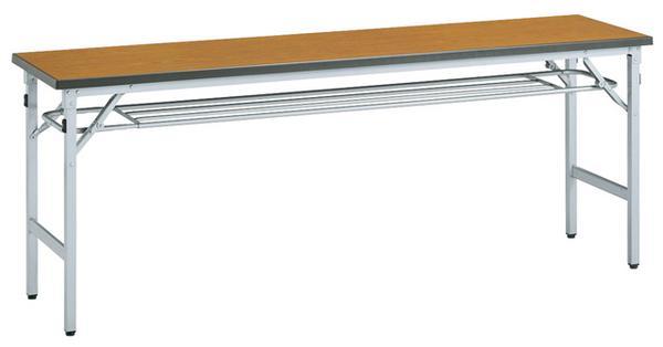 折り畳み会議テーブル HS-1860A シルバー セミナー LOOKIT オフィス家具 インテリア
