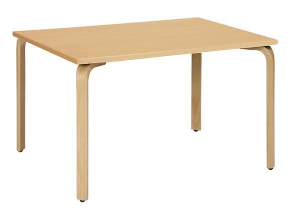会議テーブル MBS-0909K 小型 介護施設 休憩 食堂 ルキット オフィス家具 インテリア