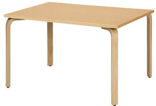 ラウンジテーブル MBS-1275K 打ち合わせ 飲食用 ルキット オフィス家具 インテリア