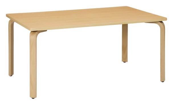ミーティングテーブル MBS-1875K 社員食堂用 学校 ルキット オフィス家具 インテリア