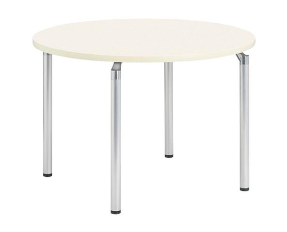 ラウンジテーブル YQ-900R 丸型 円形 打ち合わせ用 LOOKIT オフィス家具 インテリア