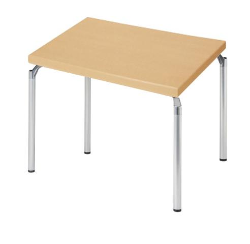 ダイニングテーブル YQ-0909K 小型 打ち合わせ 机 LOOKIT オフィス家具 インテリア