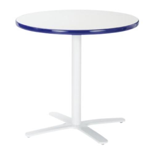 ダイニングテーブル 直径750mm 丸型 会議テーブル ラウンジテーブル ラウンジ 円形 円卓 オフィス家具 ミーティングテーブル カフェ サイドテーブル CMX-750R