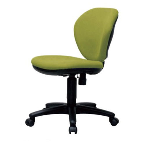 オフィスチェア 肘なし OAチェア デスクチェア パソコンチェア オフィス 会社 椅子 イス キャスター付き シンプル 布張り 昇降式 会議 受付 施設 KE-921