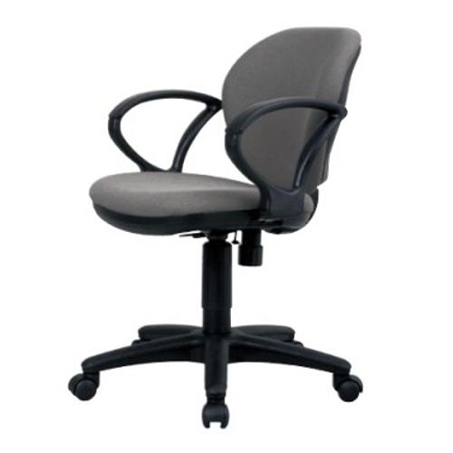 オフィスチェア 肘付き OAチェア デスクチェア パソコンチェア オフィス 会社 椅子 イス キャスター付き 昇降式 ミーティングチェア シンプル 布製 KE-921A