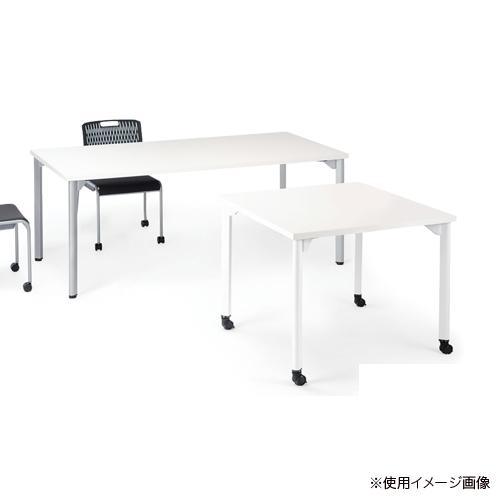 【最大1万円OFFクーポン配布7月4日20:00~11日1:59まで】ミーティングテーブル 幅1200mm 奥行900mm 角型 キャスター付き 会議テーブル シンプル オフィス オフィス家具 事務所 オフィステーブル MDL-1290KC