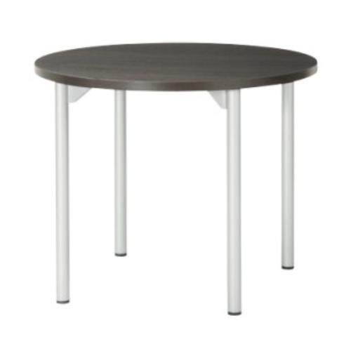 【最大1万円クーポン3/21 20:00~3/28 1:59】ダイニングテーブル 直径900mm 丸型 会議テーブル ラウンジテーブル ラウンジ 円形 円卓 ミーティングテーブル 打ち合わせ シンプル オフィス家具 RDL-900R
