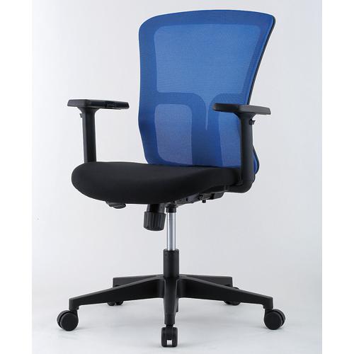 メッシュチェア 肘付き ポップ 椅子 オフィス GSM-10T LOOKIT オフィス家具 インテリア
