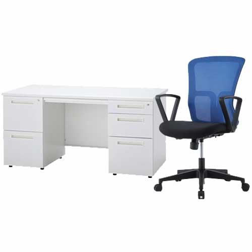 デスク チェア セット 椅子 仕事用 ODS-147-2L3RSC-6 LOOKIT オフィス家具 インテリア