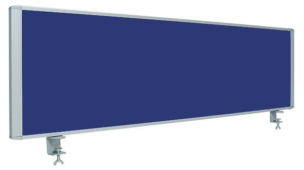 【法人限定】 ★新品★ デスクパネル パーティション W1400×H350mm パネル パーテーション スクリーン 衝立 ついたて 間仕切り クロス 布 激安 RDP-1400 LOOKIT オフィス家具 インテリア