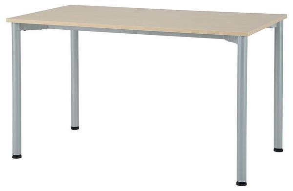 【法人限定】 ★新品★ テーブル T4-127 ミーティングテーブル 机 デスク LOOKIT オフィス家具 インテリア