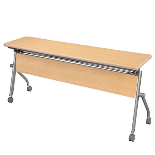 フォールディングテーブル W1500mm 幕板 KSP-1545M ルキット オフィス家具 インテリア