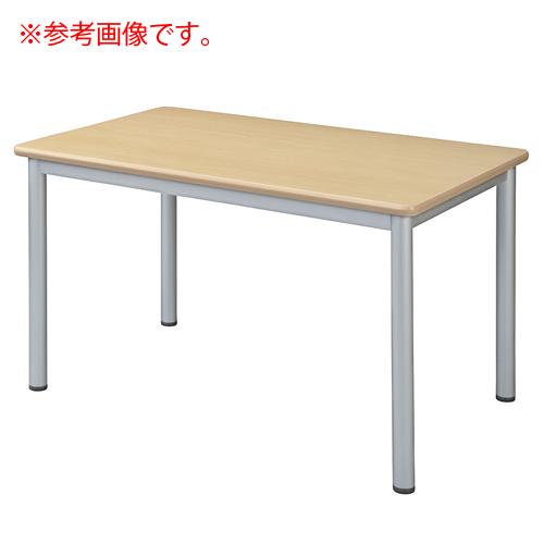 ミーティングテーブル W900mm D900mm 会議 TL-0909 LOOKIT オフィス家具 インテリア