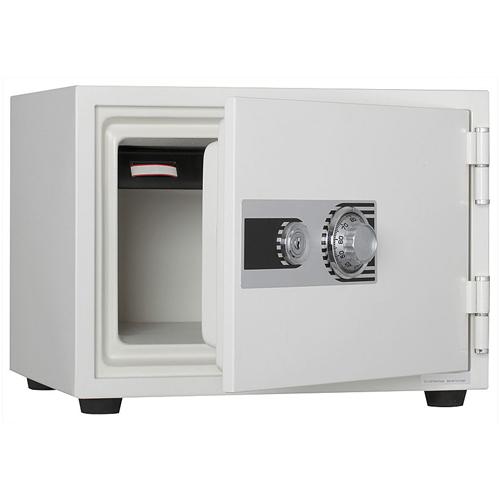 耐火金庫 ダイヤル錠 20L A4対応 家庭用 PHDI-50D ルキット オフィス家具 インテリア