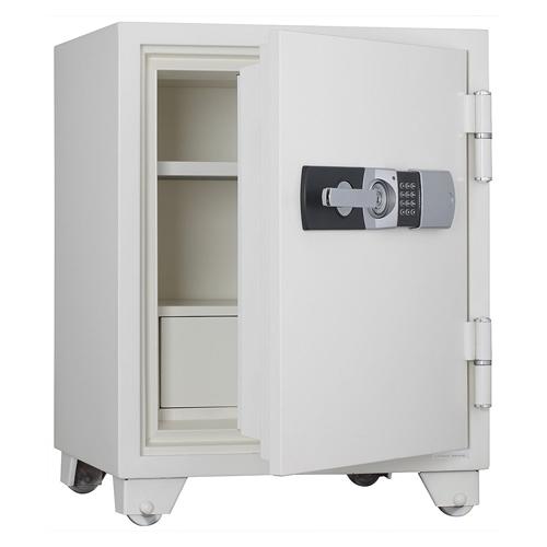 【法人限定】 耐火金庫 テンキー式 87L 家庭用 A4対応 PHDI-150E
