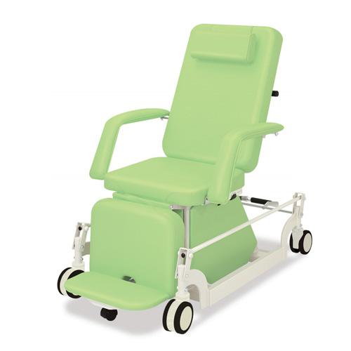 【最大1万円OFFクーポン配布中8月30日限定】治療チェア 車椅子 医療 治療 病院 処置 TB-1066 送料無料 ルキット オフィス家具 インテリア