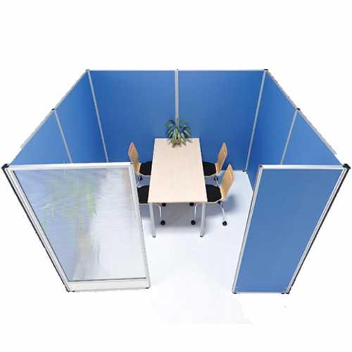 【法人限定】 パーテーション セット 会社 ミーティング 2013P24 LOOKIT オフィス家具 インテリア