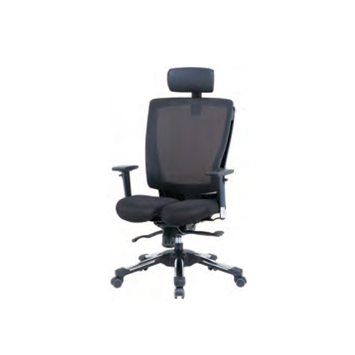 HARA Chair ハラチェア 送料無料 高機能チェア ヘッドレスト付きチェア メッシュ オフィスチェア デスクチェア 健康 チェア オフィス家具 HHC-19A