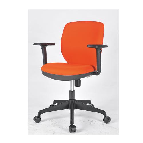 【法人限定】 オフィスチェア 肘付き 可動肘付き 肘付きチェア 布張りチェア デスクチェア オフィス家具 椅子 オフィス 事務所 会社 MOS-22M