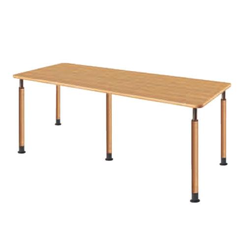 昇降 テーブル ダイニングテーブル つくえ UFT-5T1875