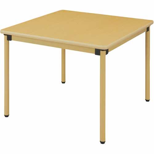 【法人限定】 ダイニングテーブル 固定脚テーブル テーブル 机 食堂 作業スペース 老人ホーム 病院 介護・福祉施設向けテーブル UFT-KA0909