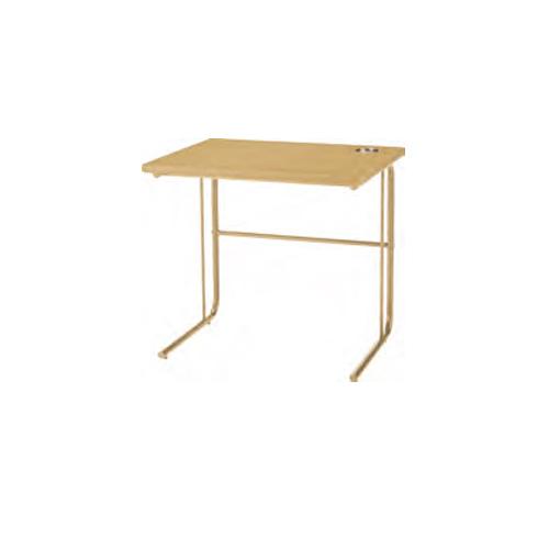 【法人限定】 1人用デスク 作業デスク 作業用テーブル 作業台 福祉施設 教育施設 介護施設 介護・福祉施設向けテーブル UFT-KA7560T