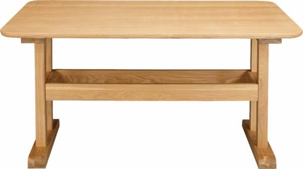 【6月3日9:59まで最大5千円OFFクーポン配布】ダイニングテーブル デリカ 天然木 家庭用 HOT-456