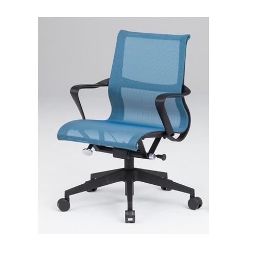 オフィスチェア 肘つきチェア メッシュチェア デスクチェア オフィス家具 事務チェア 事務椅子 オフィス 会社 ミーティング 椅子 チェア CF-3M
