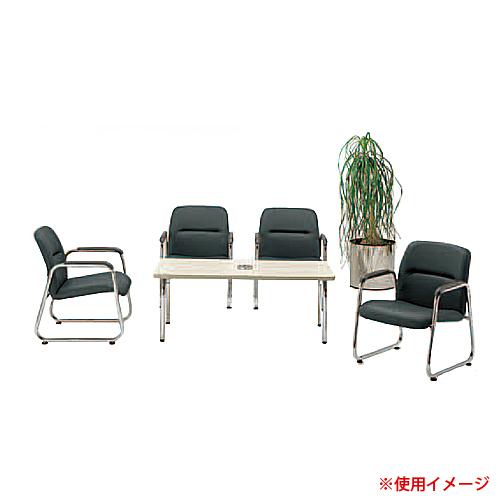 応接セット ソファ アームチェア ビ二ールレザー エントランス 応接室 抗菌 防汚 シンプル カラフル 椅子 チェア オフィス FO-10LS