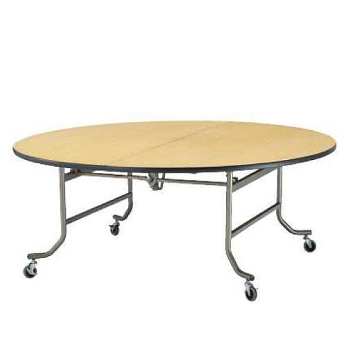 レセプションテーブル 円型 丸型 サークル テーブル 大型テーブル ダイニングテーブル 会議テーブル リビングテーブル 食堂 宴会 ホテル 机 作業台 FRN-150R