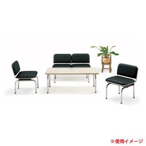 応接セット ソファ アームチェア ビ二ールレザー エントランス 応接室 抗菌 防汚 シンプル カラフル 椅子 チェア オフィス LW-2LS