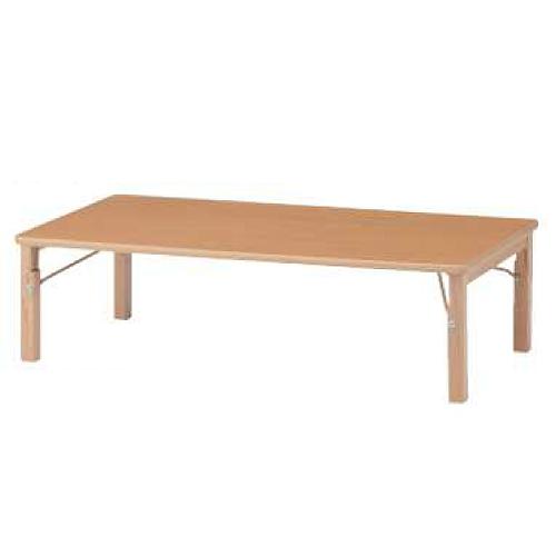 キッズテーブル 子ども用家具 キッズ家具 テーブル 大型テーブル ハイタイプ 保育園 幼稚園 キッズスペース キッズルーム 作業台 木製 ナチュラル GTO-1260H