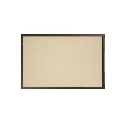 掲示板 カフェ メニュー カフェボード パネル メニューボード ピンタイプ 木目調 木製 木枠 ホワイトボード 無地 ポスター 広告 オフィス 案内板 KURO-1218