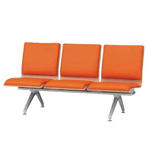 ロビーチェア 3人掛け ロビーチェア 椅子 長椅子 3人用 病院 薬局 施設 休憩スペース チェア ベンチ ベンチシート 待合スペース チェア エントランス LM-3L