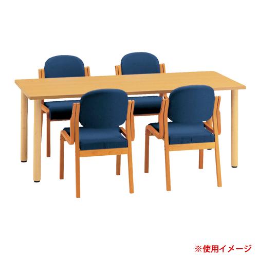 ダイニングテーブル福祉施設用 テーブル MIT-1875CH