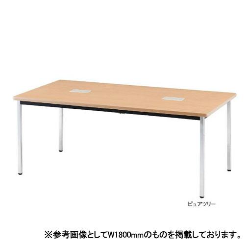 会議用テーブル PTD-1590 会議室 セミナー 机 会社 LOOKIT オフィス家具 インテリア