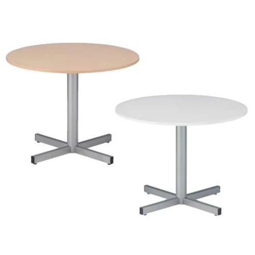 ラウンジテーブル リフレッシュテーブル ロビー 応接テーブル 会議用テーブル 丸形テーブル 打ち合わせ用 フードコート ミーティング オフィス RX-900N