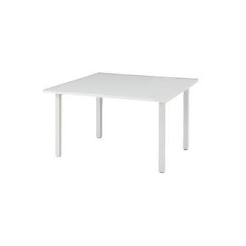 ミーティングテーブル 正方形テーブル 角型天板 会議テーブル ワークテーブル オフィステーブル 作業テーブル 会議室 事務所 オフィス TOB-1212
